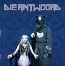 Die Antwoord - $O$ - 2x LP Vinyl