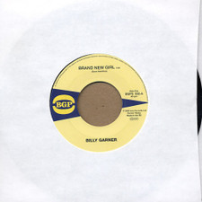 "Billy Garner - Brand New Girl - 7"" Vinyl"