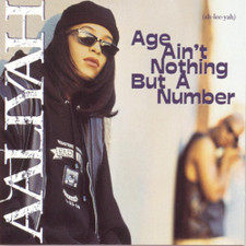 Aaliyah - Age Ain't Nothing But A Number RSD - 2x LP Vinyl