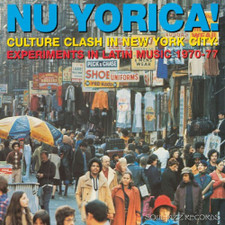 Various Artists - Nu Yorica! Culture Clash NYC: Experiments In Latin Music 1970-77 Pt. A - 2x LP Vinyl