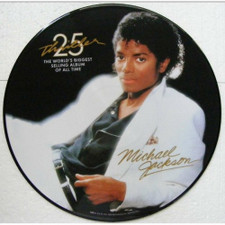 Michael Jackson - Thriller 25 - LP Picture Disc Vinyl