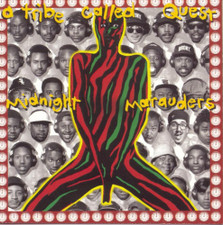 A Tribe Called Quest - Midnight Marauders - LP Vinyl