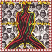 A Tribe Called Quest - Midnight Marauders - LP Vinyl