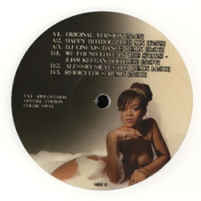 "Rihanna & Calvin Harris - We Found Love Remixes - 12"" Vinyl"