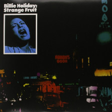 Billie Holiday - Strange Fruit - LP Vinyl