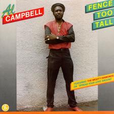 Al Campbell - Fence Too Tall - LP Vinyl