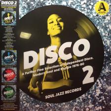 Various Artists - Disco 2 (Independent Disco, Modern Soul & Boogie 1976-80) Pt. A - 2x LP Vinyl