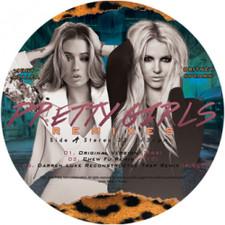 "Iggy Azalea & Britney Spears - Pretty Girls - 12"" Vinyl"