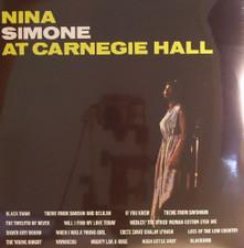 Nina Simone - At Carnegie Hall - 2x LP Vinyl