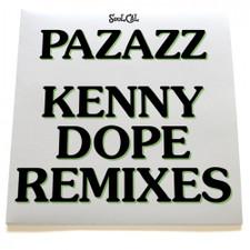 """Pazazz - Kenny Dope Remixes - 12"""" Vinyl"""