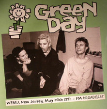 Green Day - Live At WFMU May 28th 1992 - 2x LP Vinyl