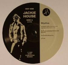 """Jackie House - Stydive - 12"""" Vinyl"""