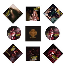 "Ghostface Killah & Adrian Younge - 12 Reasons to Die II Deluxe Box Set - 6x 7"" Vinyl"