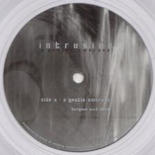 "Intrusion - A Gentle Embrace - 12"" Clear Vinyl"