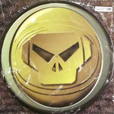 Sicmats - Metalheadz Gold / Green - Slipmats (Pair)