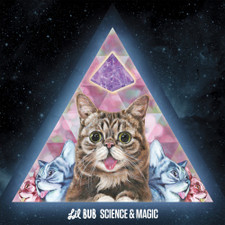 Lil Bub - Science & Magic: A Soundtrack To The Universe - LP Vinyl
