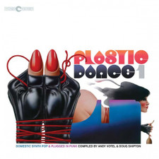 Various Artists - Plastic Dance 1: Domestic Synth Pop & Plugged In Punk - LP Vinyl