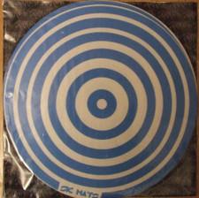 Sicmats - Blue Circles - Slipmats (Pair)