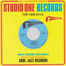 "Horace Andy / Jackie Mittoo - Mr. Bassie / Napoleon Solo - 7"" Vinyl"