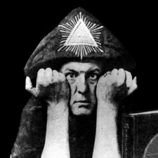 Aleister Crowley - The Evil Beast - LP Colored Vinyl