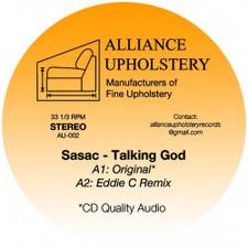 "Sasac - Talking God - 12"" Vinyl"