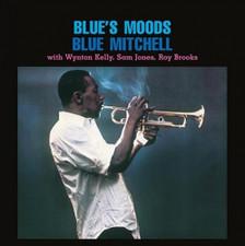 Blue Mitchell - Blue's Moods - LP Vinyl