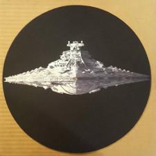 Star Destroyer - Glow In The Dark - Single Slipmat