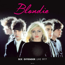 Blondie - Sex Offender Live 1977 - LP Vinyl