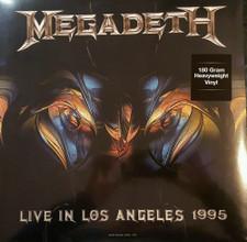 Megadeth - Live In Los Angeles 1995 - LP Vinyl
