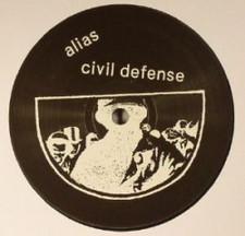 "Alias - Civil Defense - 12"" Vinyl"