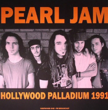 Pearl Jam - Hollywood Palladium 1991 - LP Vinyl