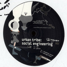 "Urban Tribe - Social Engineering - 12"" Vinyl"