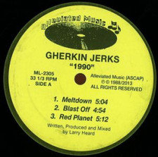 "The Gherkin Jerks - 1990 - 12"" Vinyl"