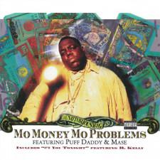 "Notorious B.I.G. - Mo Money, Mo Problems RSD - 12"" Colored Vinyl"