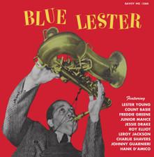 Lester Young - Blue Lester RSD - LP Vinyl