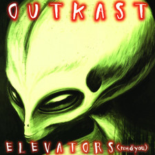 "Oukast - Elevators (Me & You) RSD - 10"" Colored Vinyl"