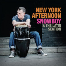 Snowboy & The Latin Section - New York Afternoon - 2x LP Vinyl