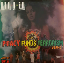 M.I.A. - Piracy Funds Terrorism Vol. 1 - 2x LP Vinyl