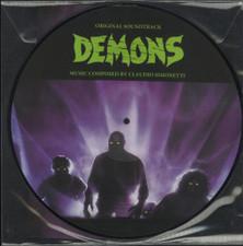 Claudio Simonetti - Demons (Original Soundtrack) - LP Picture Disc Vinyl