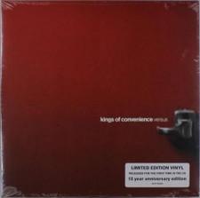 Kings Of Convenience - Versus - LP Colored Vinyl
