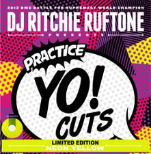 Dj Richie Ruftone - Practice Yo! Cuts Vol. 1 - LP Colored Vinyl
