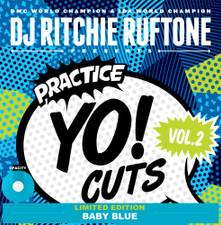 Dj Richie Ruftone - Practice Yo! Cuts Vol. 2 - LP Colored Vinyl