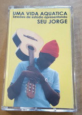 Seu Jorge - The Life Aquatic Studio Sessions - Cassette