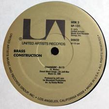 "Brass Construction - Movin' / Changin' - 12"" Vinyl"