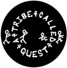 A Tribe Called Quest - Logo - Single Slipmat