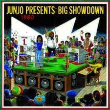 Junjo - Presents Big Showdown - 2x LP Vinyl
