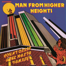 Count Ossie & The Rasta Family - Man From Higher Heights - LP Vinyl