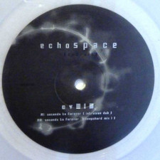 """cv313 - Seconds To Forever Reshapes - 12"""" Clear Vinyl"""