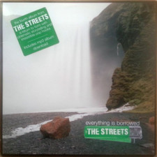The Streets - Everything Is Borrowed - LP Vinyl