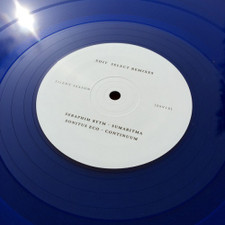 "Seraphim Rytm / Sonitus Eco - Edit Select Remixes - 12"" Colored Vinyl"